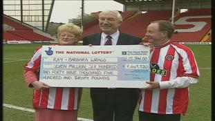 Generous lottery winner Barbara Wragg dies, aged 77