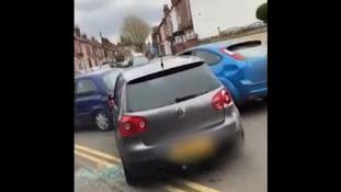 Investigation underway after violent street disorder