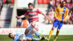Andy Williams has spent the last three years at Doncaster.