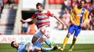 Andy Williams: Northampton Town swoop for experienced striker