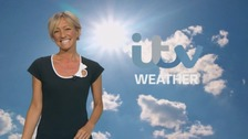 Wales Weather: Warm sunshine but the chance of a shower!