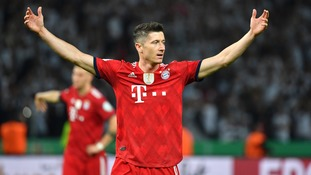 Rumours: Chelsea have made Bayern Munich striker Lewandowski their top summer transfer target plus more football rumours