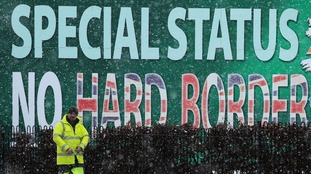 All parties in Norther Ireland have expressed concerns about a hard border