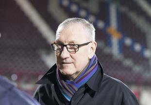 Former England football captain Terry Butcher