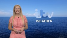 Wales weather: Warm sunshine with the odd isolated thundery shower possible
