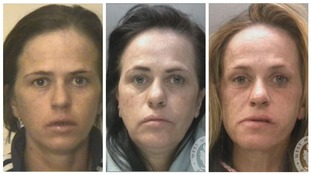Con woman jailed after string of robberies to fund drug habit