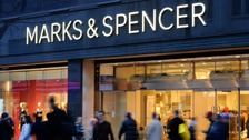 M&S stores in Walsall and Northampton to close