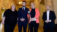 Backstop option 'bottom line for stability in NI'