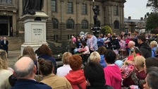 South Shields remembers couple who died in Manchester terror attack one year ago