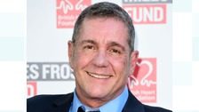 Showbiz stars pay tribute at Dale Winton's funeral
