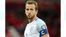 Harry Kane to captain England at Fifa World Cup in Russia