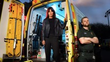 A&E Live: Davina McCall goes behind-the-scenes at Leeds General Infirmary