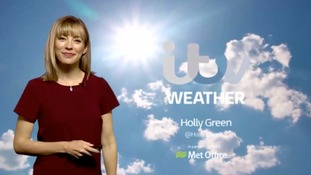 Wednesday's weather forecast