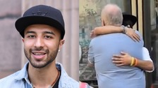 Muslim man who gave hugs after Manchester attack reflects