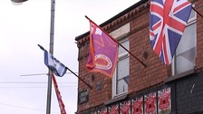 Loyalist groups agree new protocol on flags