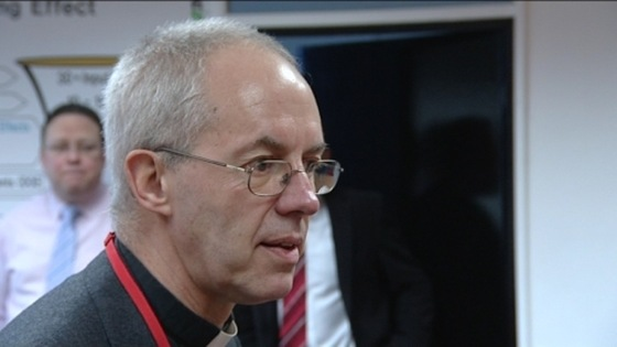 Right Reverend Justin Welby