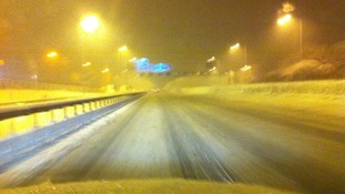 M62, West Yorkshire