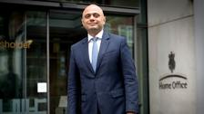 Home Secretary to offer olive branch to police