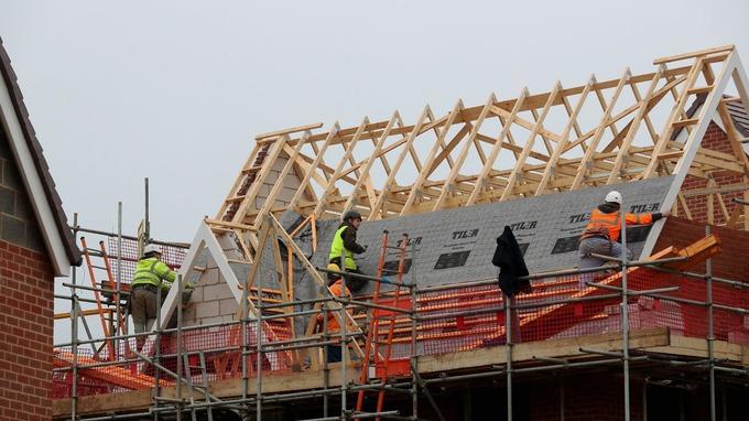 housebuilding - House Building Sites