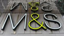 Marks & Spencer profits tumble amid store closure plan