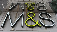 The Marks and Spencer shops in Clacton, Newmarket, Northampton and Kettering are among those earmarked for closure.