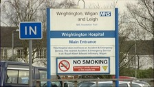 48 hour strike by staff at 3 Lancashire hospitals