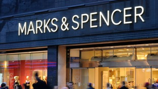 Marks & Spencer profits have tumbled amid store closure plan.