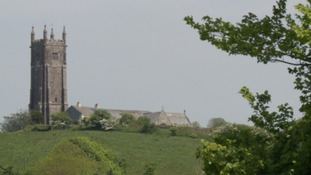 Ugborough Church has its bells recast