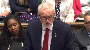 End 'jackpot time' for privateers in NHS, Jeremy Corbyn urges Theresa May at PMQs