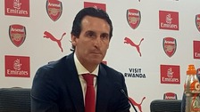 Unai Emery pays tribute to the legacy left by Arsene Wenger