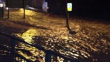 Floods in Pontypridd
