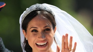 Meghan Markle became the Duchess of Sussex in her wedding to Prince Harry.