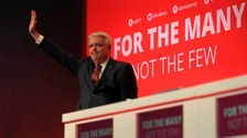 First Minister's farewell to Wales TUC thanks unions for 'partnership in power'