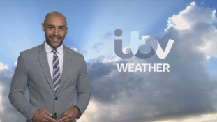 Cooler and showery over the next couple of days