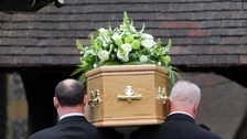 Rise in 'paupers' funerals' as average funeral costs more than £3500