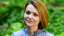 Yulia Skripal gives first public statement since Salisbury attack