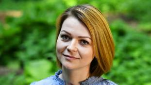 Yulia Skripal 'plans to return' to Russia following Salisbury spy poisoning