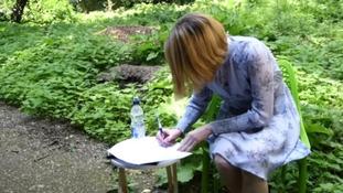 Yulia Skripal signing