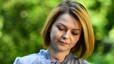 Yulia Skripal 'plans to return' to Russia after Salisbury poisoning which left her 'lucky to be alive'