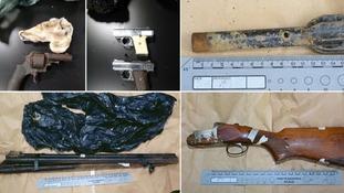 terrorist weapons