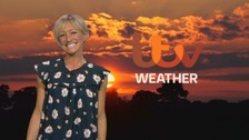 Wales Weather: Showers arrive overnight!