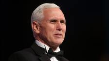 Pence 'ignorant' to compare North Korea to Libya