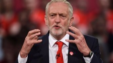 Jeremy Corbyn first NI visit as Labour leader