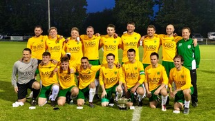 Vale Rec become first side to retain Guernsey FA Cup