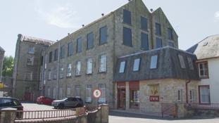 The Edinburgh Woollen Mill in Langholm