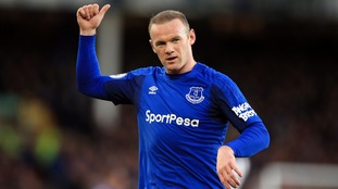 Everton's Wayne Rooney arrives in Washington for talks with DC United