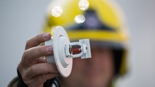 Cornwall Councillors have agreed to install sprinklers in all homes the council builds