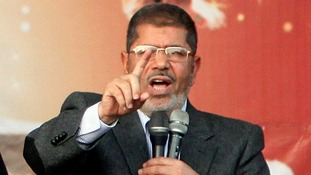 President Mohamed Mursi will address the nation after the deaths of more than 30 people in Port Said.