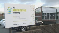 Classrooms 'too hot' for exam students at Whitehaven Academy