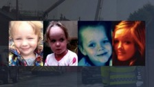 Demi, Brandon, Lacie and Lea Pearson died as a result of the fire